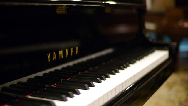 yamaha grand piano c series