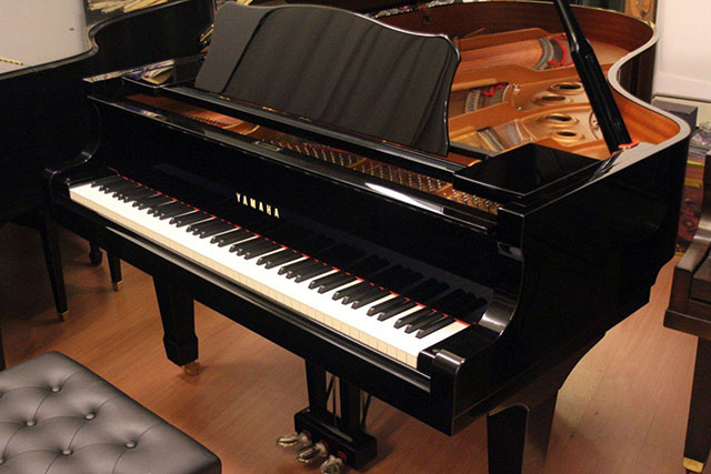 Yamaha c5 grand piano l 5930463 for Yamaha grand pianos for sale