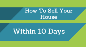 How to Sell Your House Within 30 Days