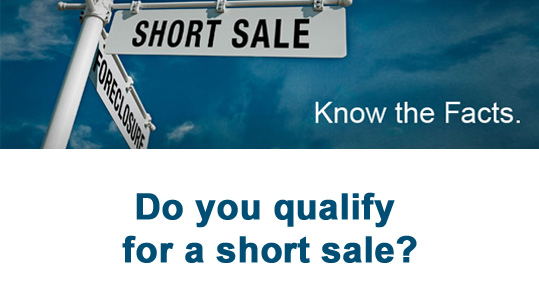 Short Sale Loan Modification Foreclosure Assistance