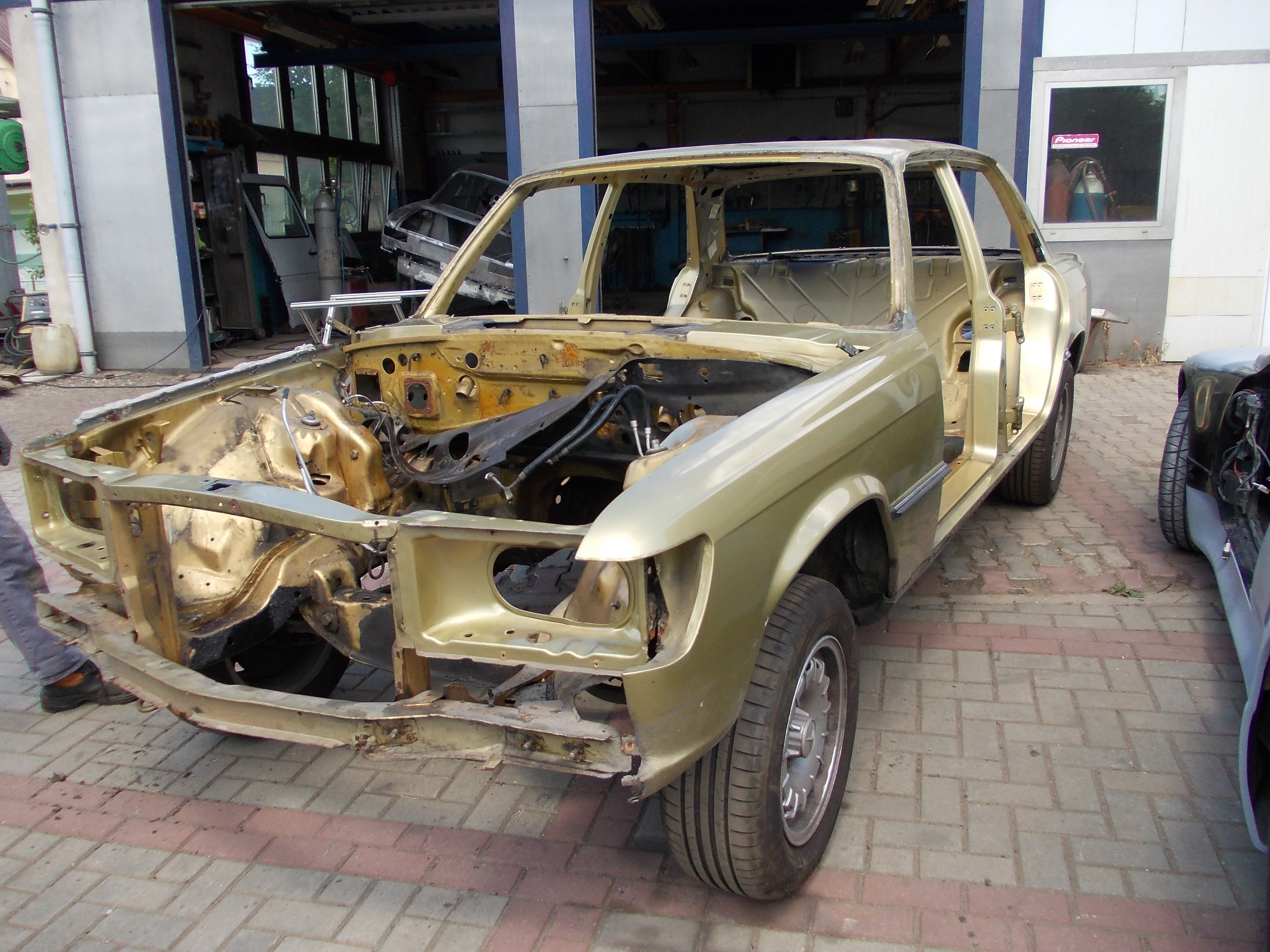 The goldilocks restoration thread - Forum auto restauration ...