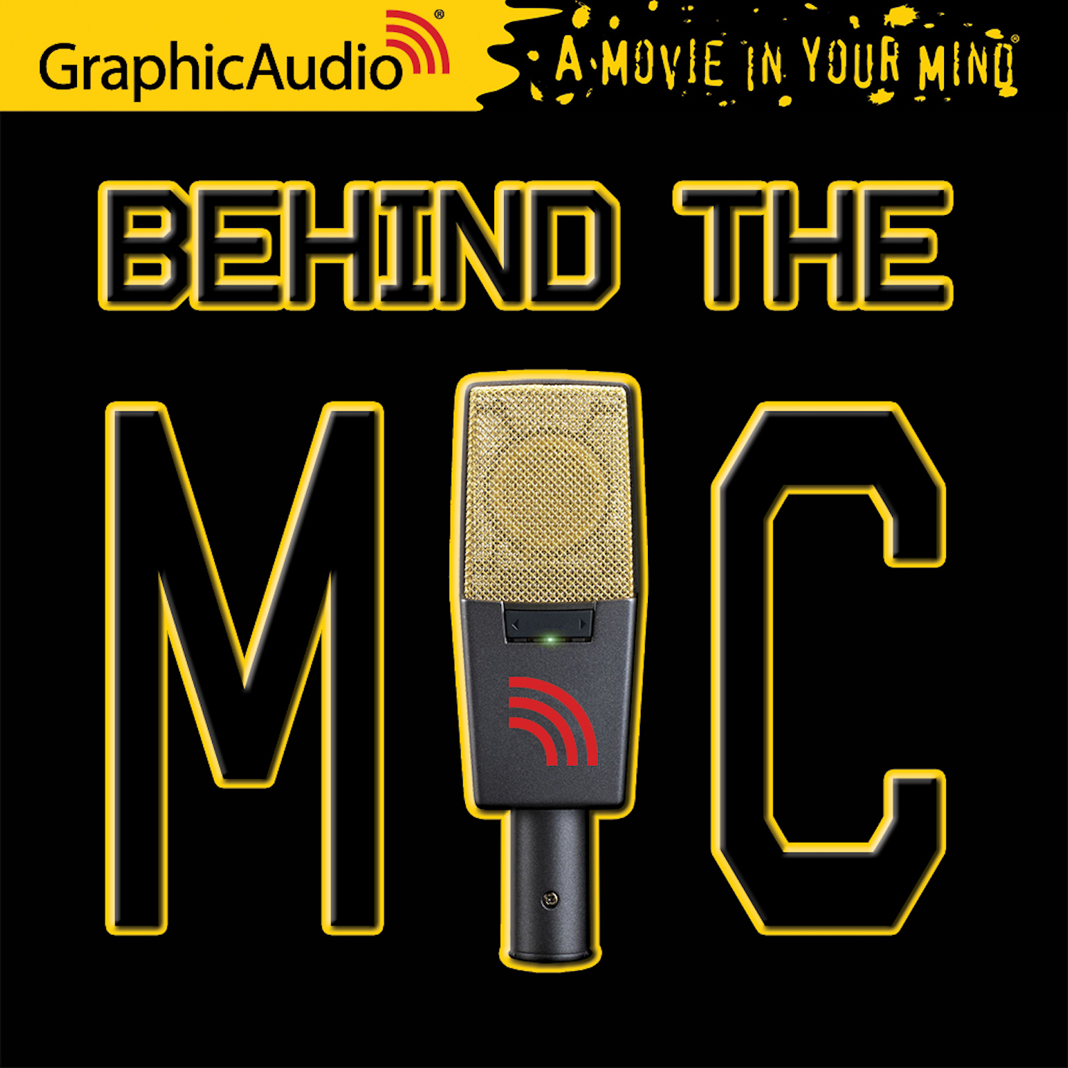 GraphicAudio - Behind The Mic