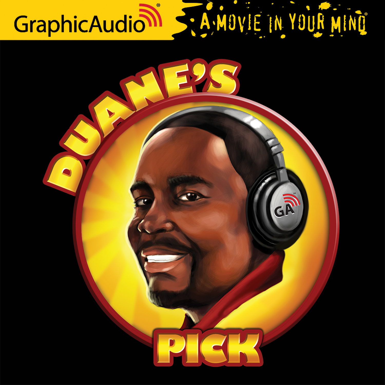 GraphicAudio - Duane's Pick of the Week