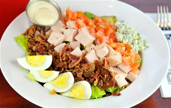 Smoked Turkey Salad