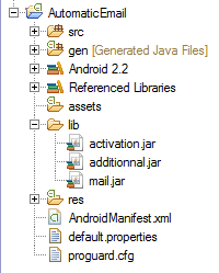 javamail fjar files