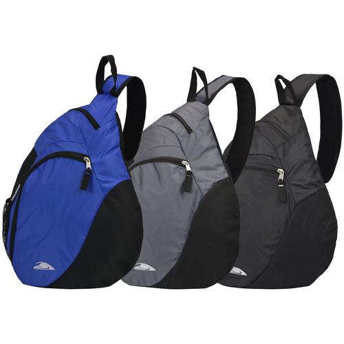 Assorted Color Cross Body Shoulder Sling Bag