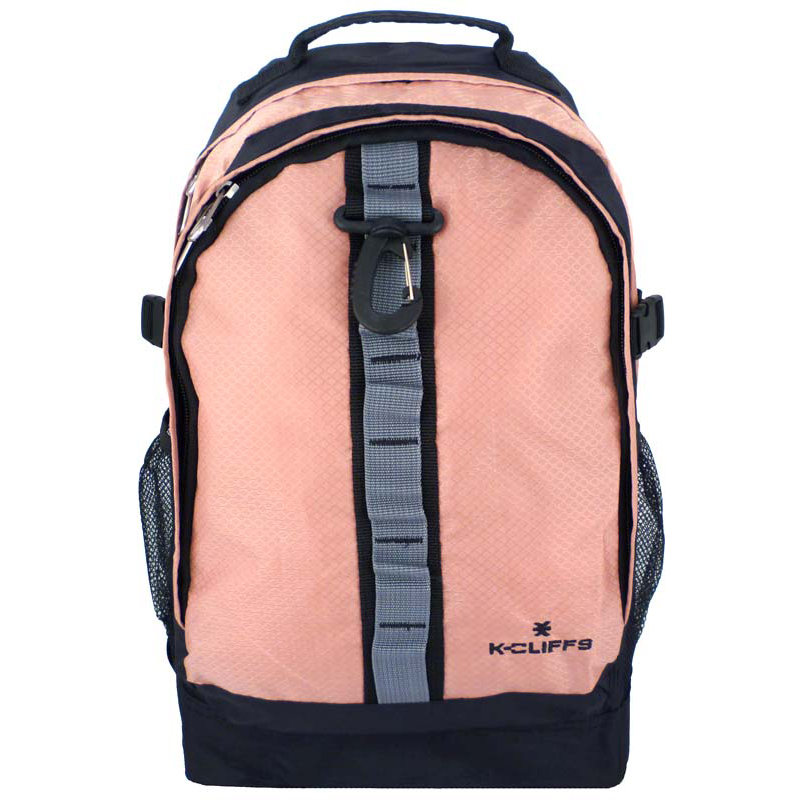 KCliffs Pink Daisy Chain Multi Purpose Kids School Backpack