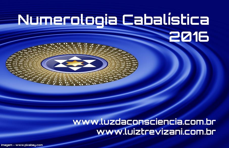 F.numerologia cabalistica 2016