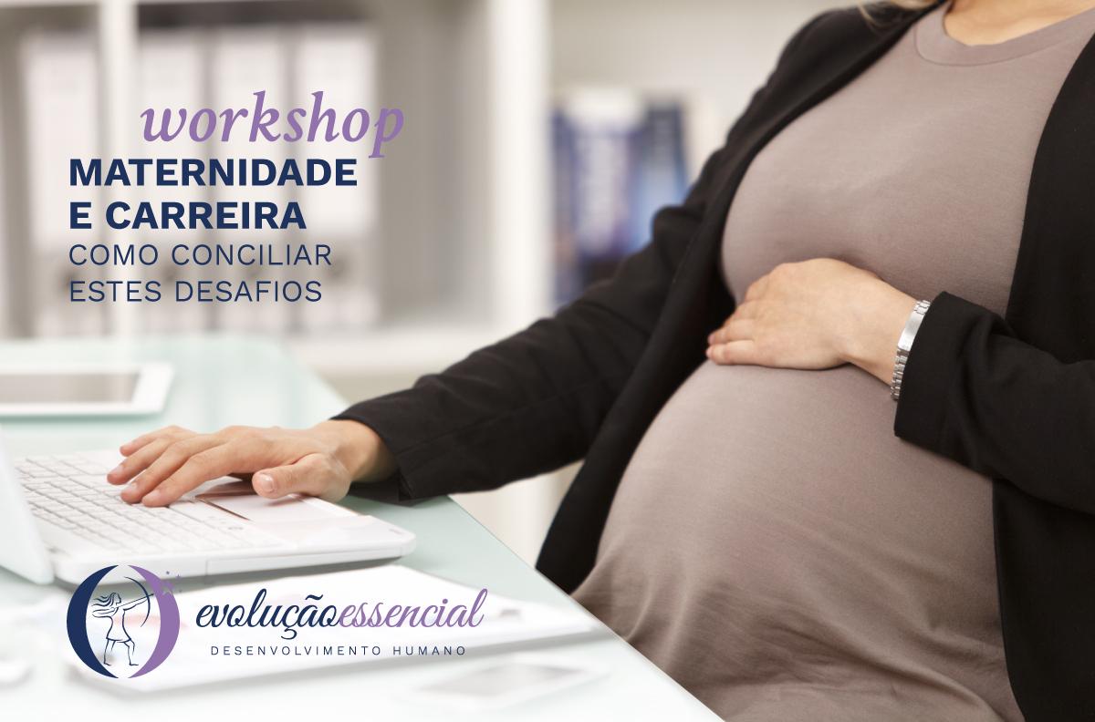 Post wokshop maternidade e carreira