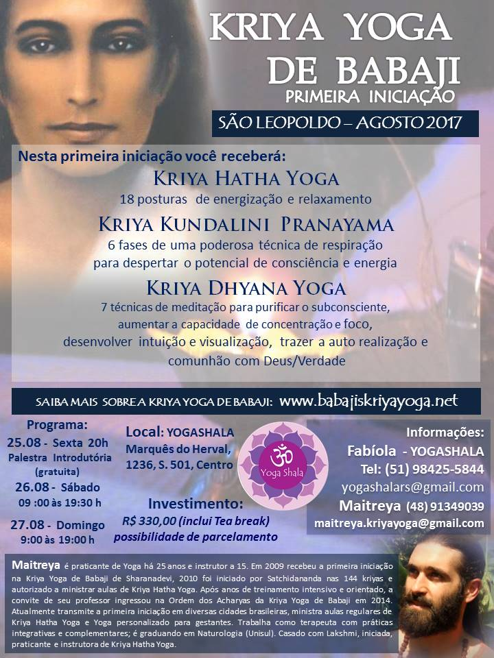 Flyer yoga shala 2017