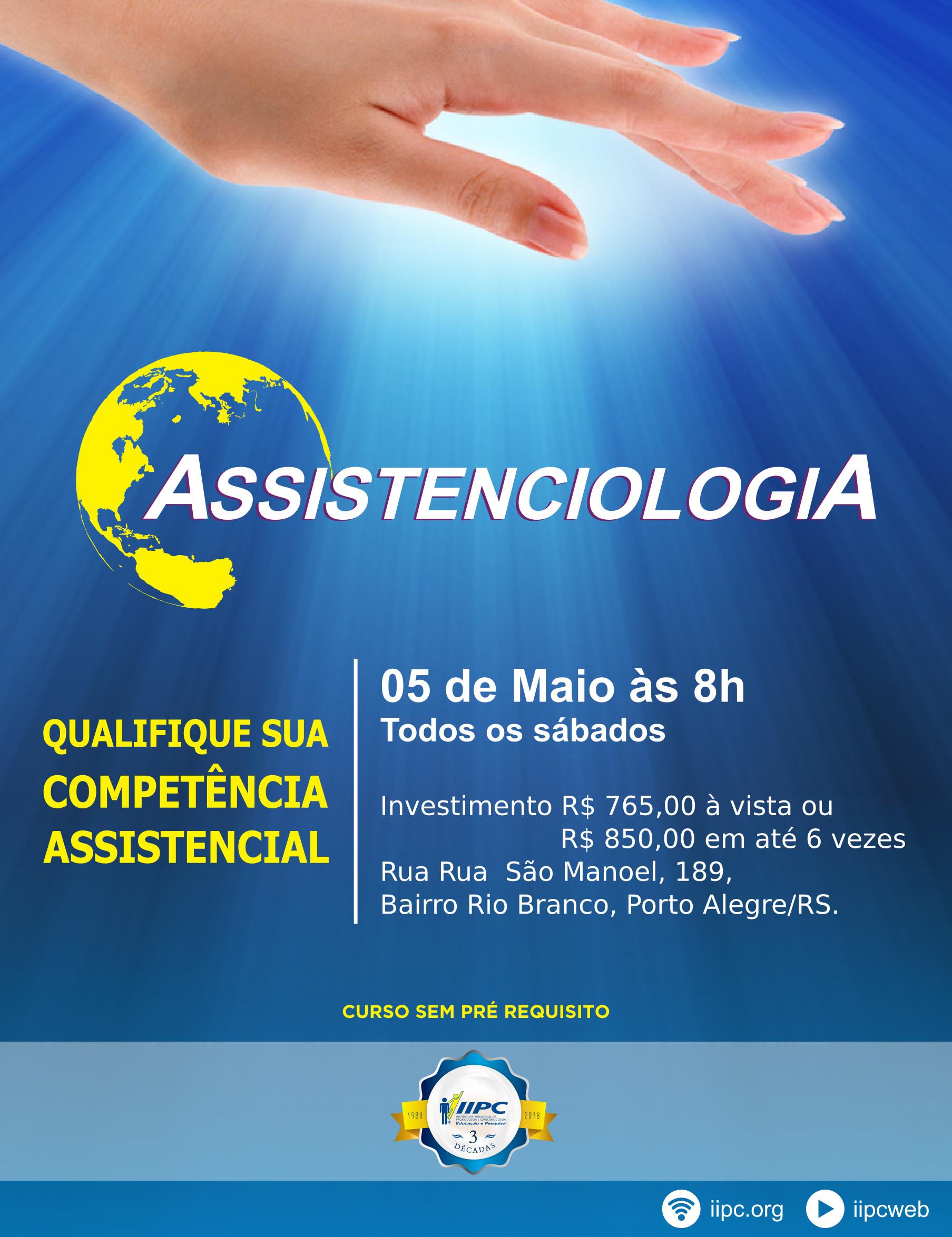 Assistenciologia   porto alegre   2018   face