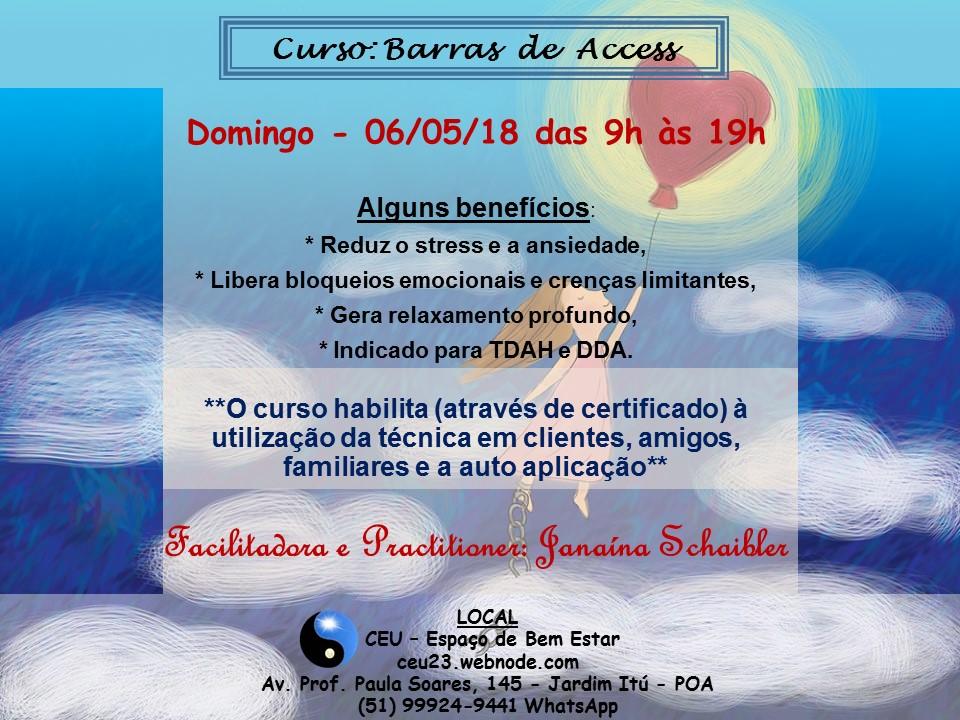 Curso barra de access 06 05 18