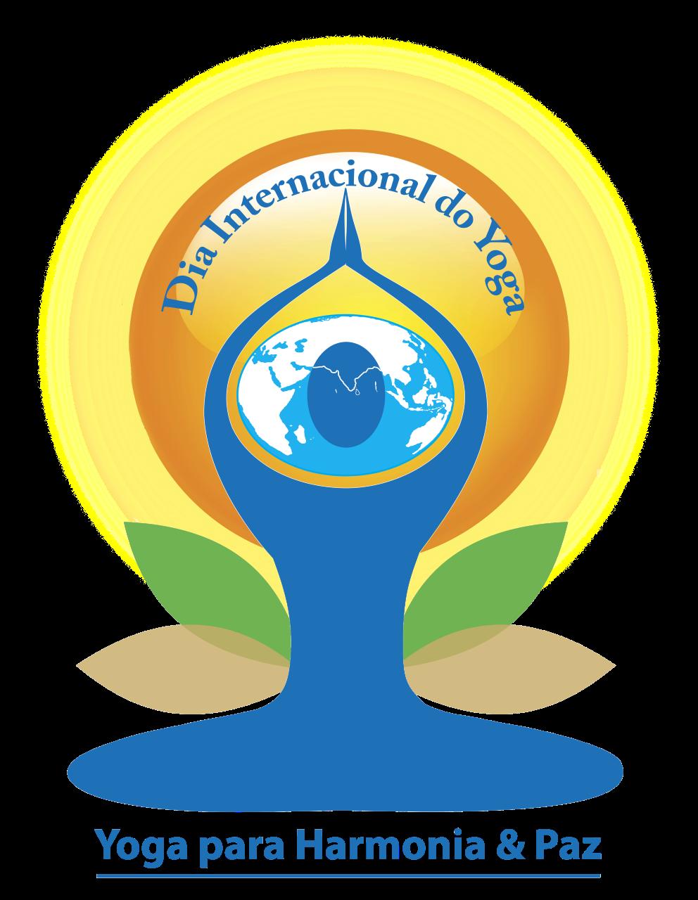 Logo dia do yoga 2018