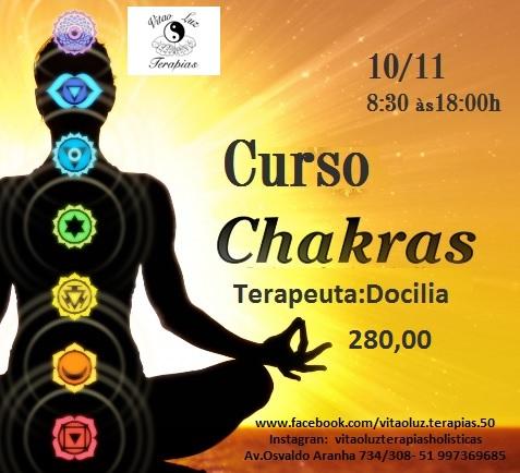 Curso chakras