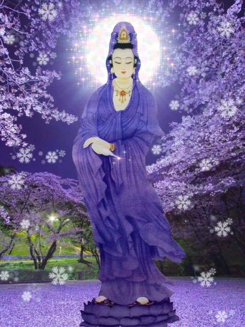 Kwan yin violeta lil%c3%a1s divulga%c3%a7%c3%a3o de cursos