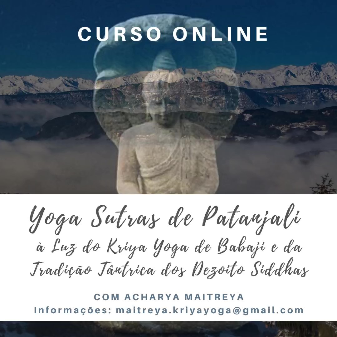 Divulga%c3%a7%c3%a3o yoga sutras online foto