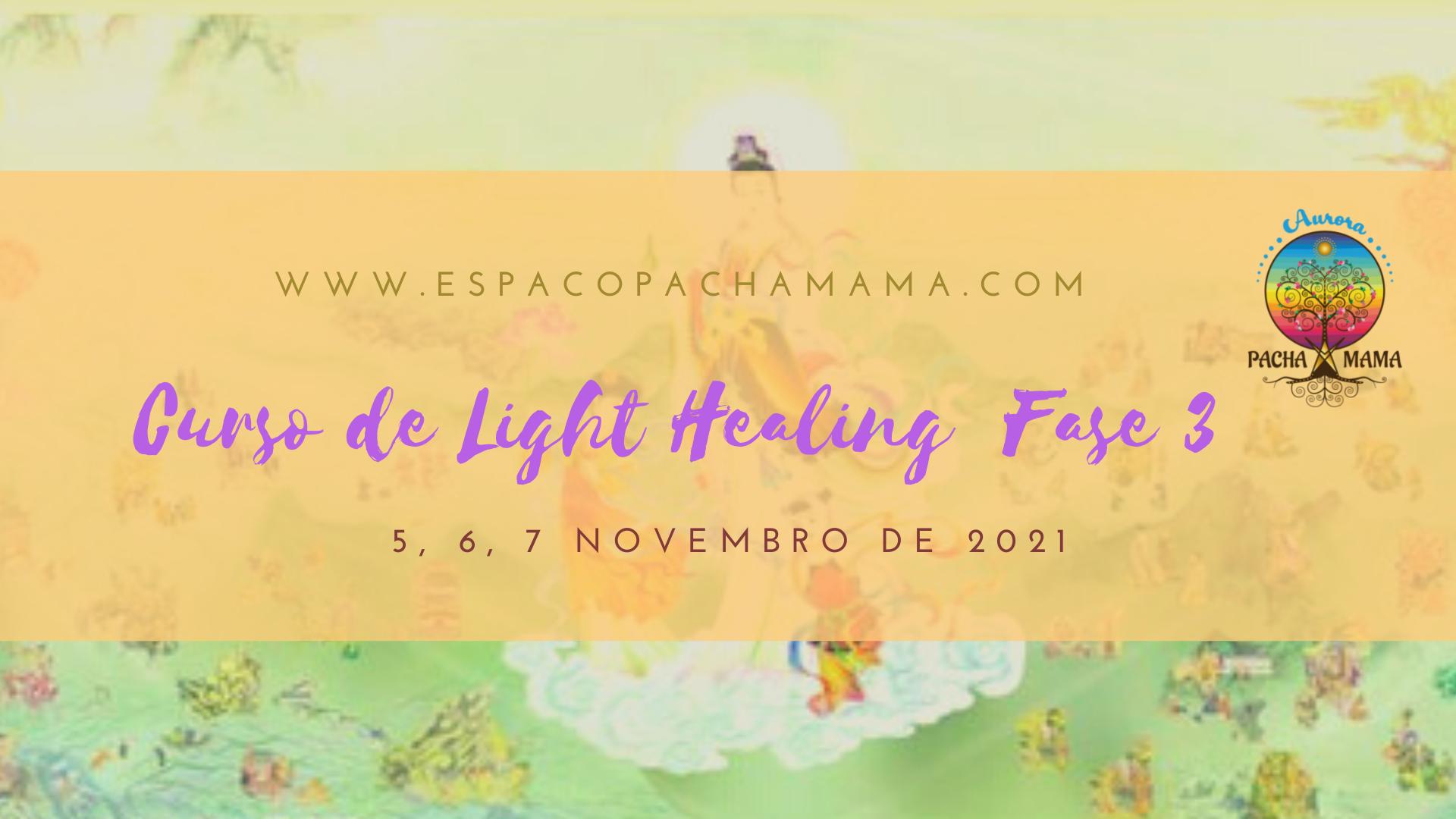 Light healing porto alegre