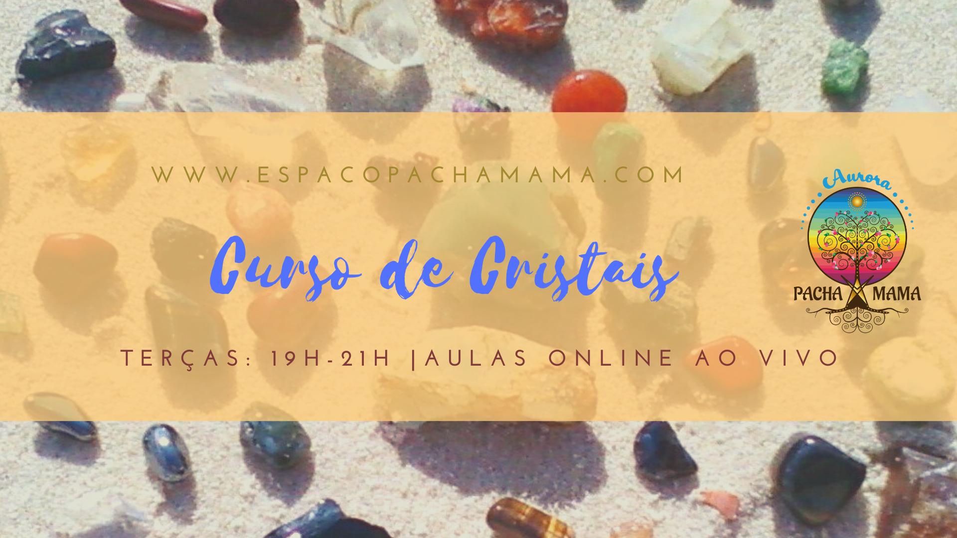 Curso de cristais online