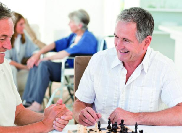 A importancio do lazer para os idosos