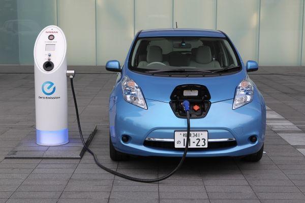 Nissan carro eletrico