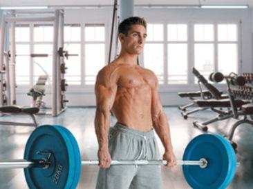 Massa muscular sem suplementos 4