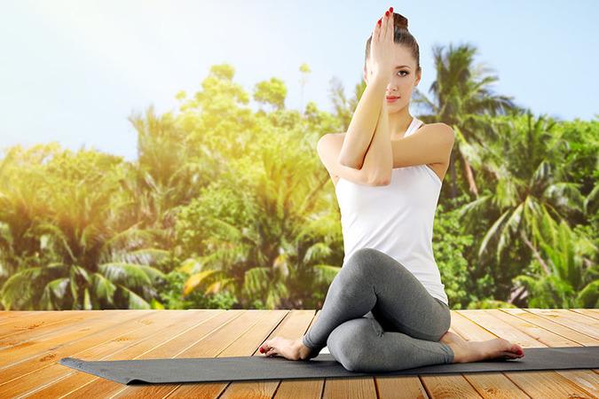 M32 yoga
