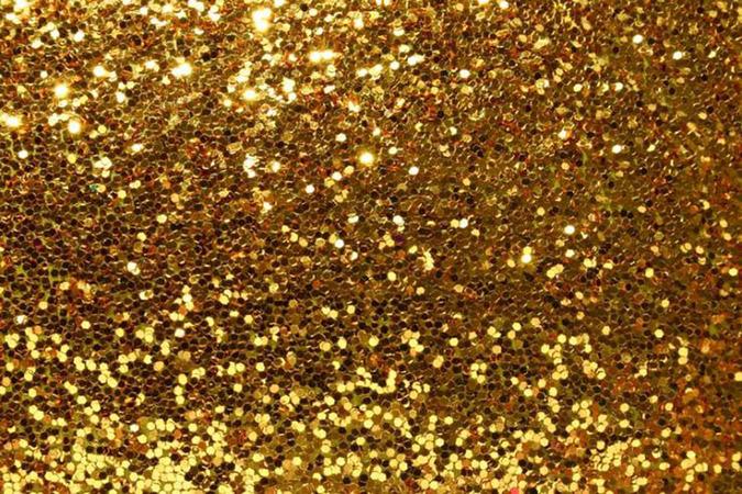 M16 goldglitter