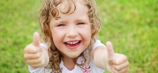 Criancas riem mais