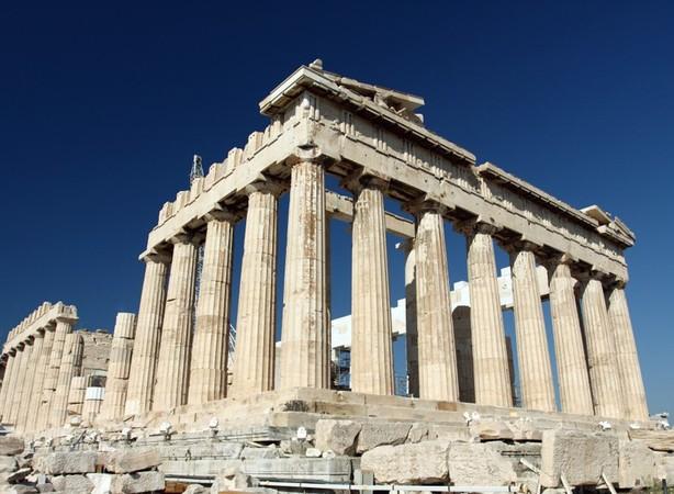 Parthenon em acropolis   athenas