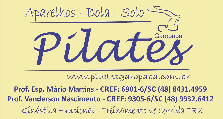 Pilates garopaba