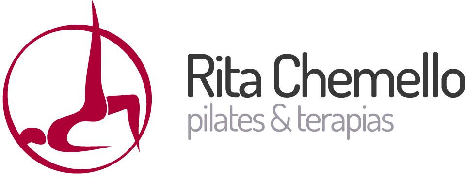 Logotipo rita chemello 1