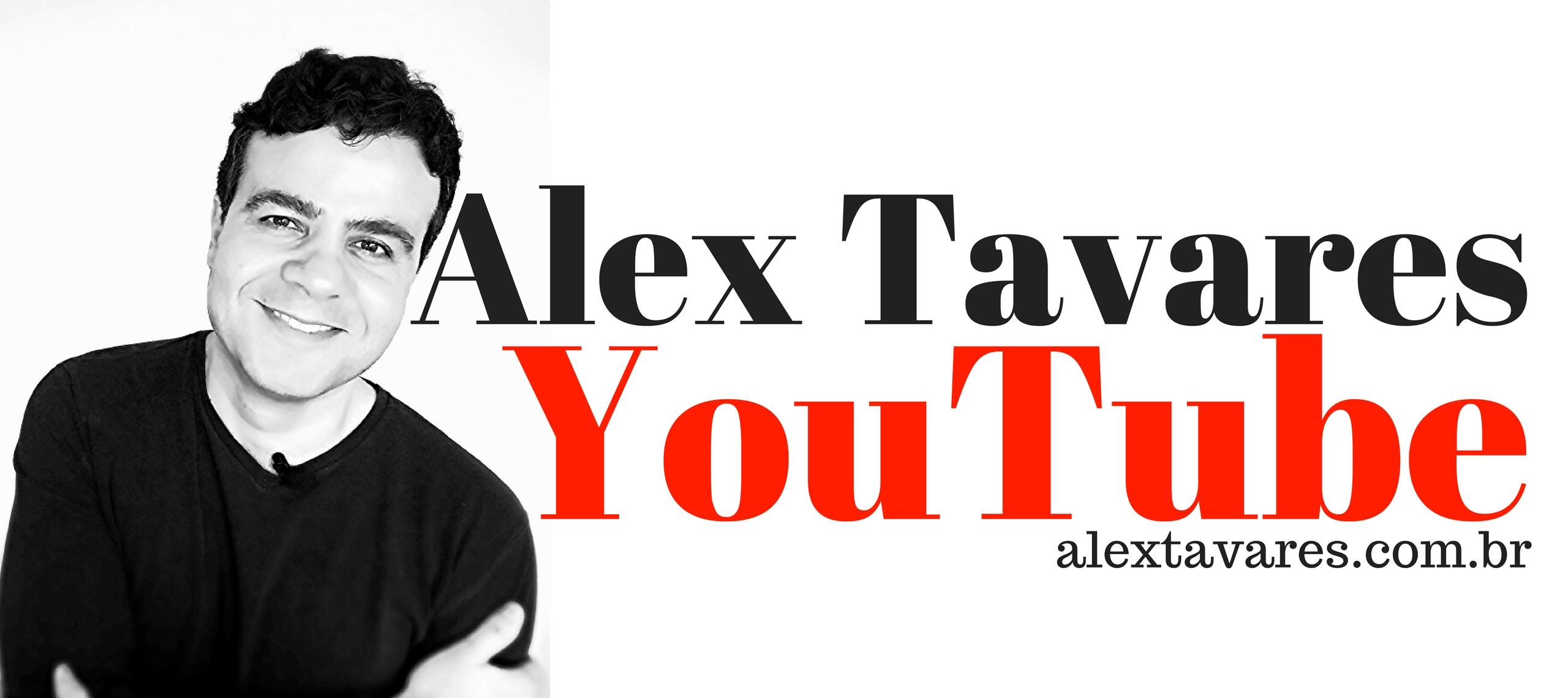 Alex tavares capa youtube