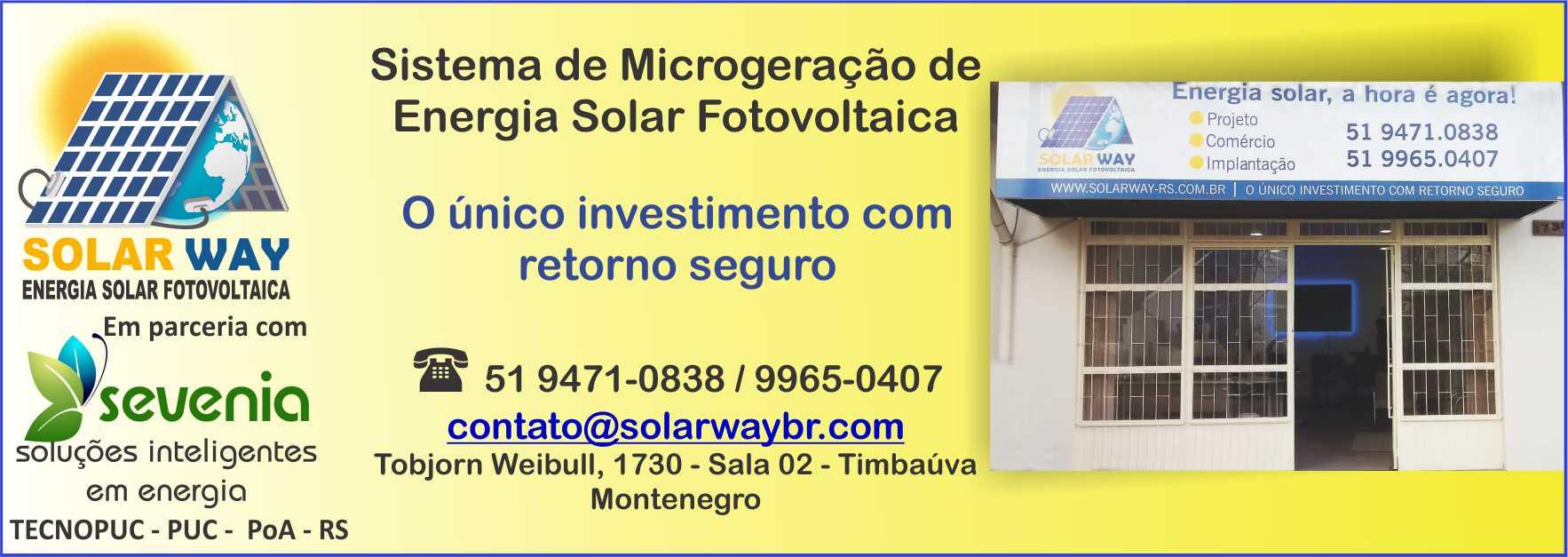 Solarway 3m