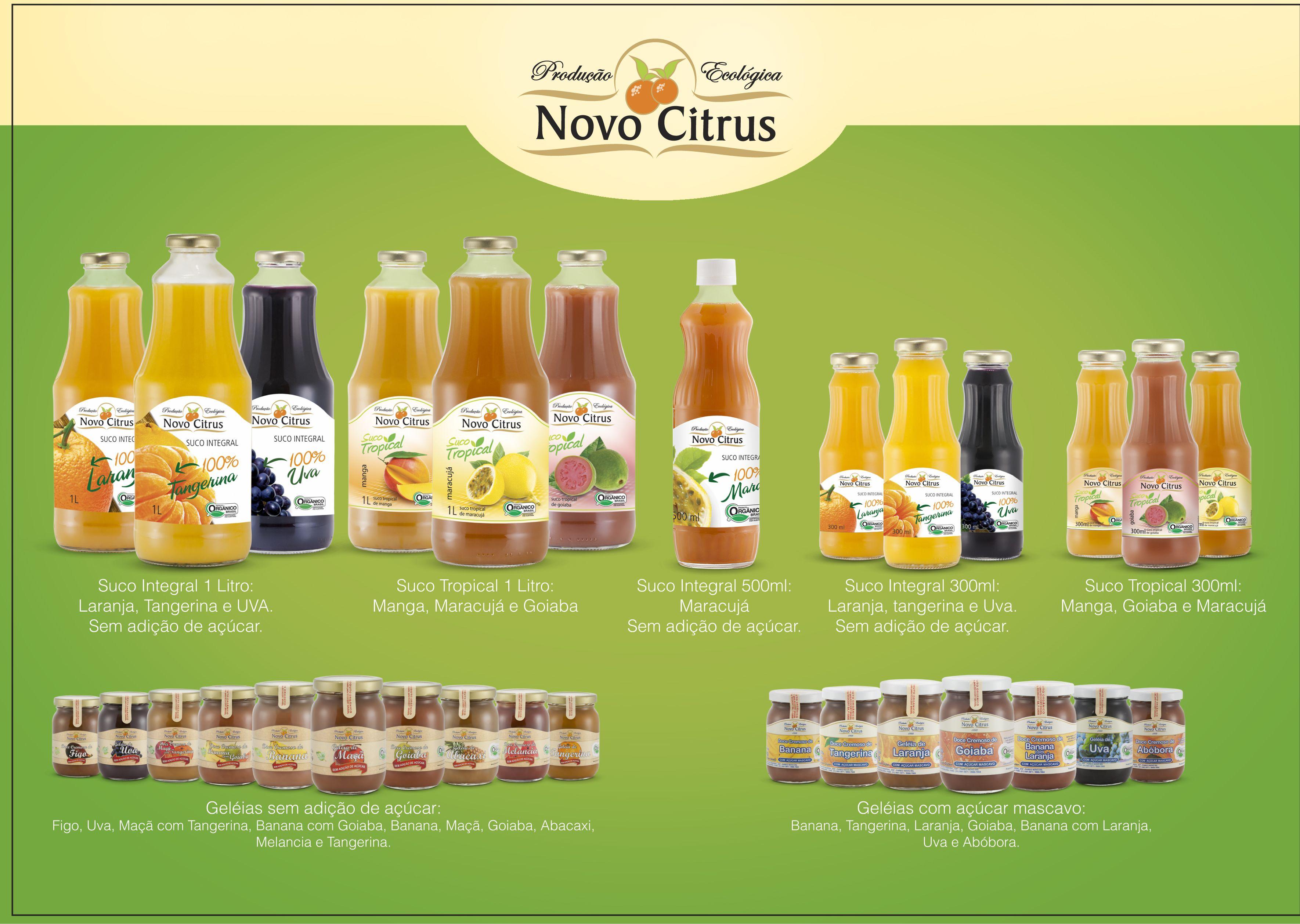 Cat%c3%81logo sucos e geleias organicos novo citrus