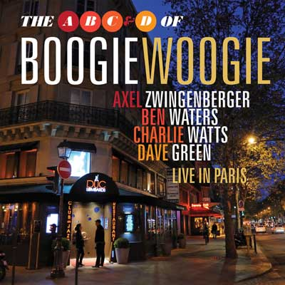 A, B, C, & D Of Boogie Woogie - Live In Paris