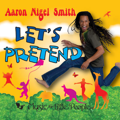 Aaron Nigel Smith - Let's Pretend