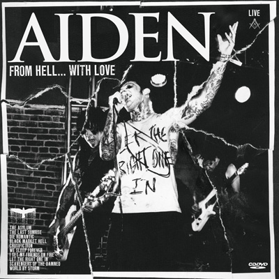 Aiden - From Hell... With Love (Live CD/DVD)