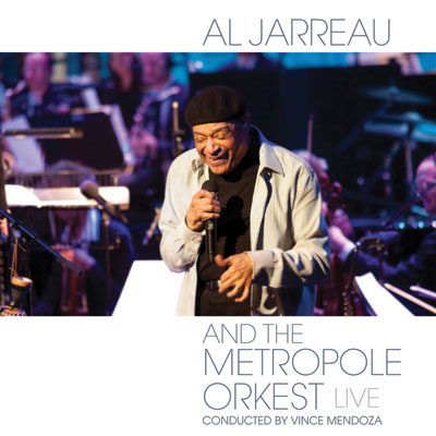 Al Jarreau - Al Jarreau And The Metropole Orkest - Live