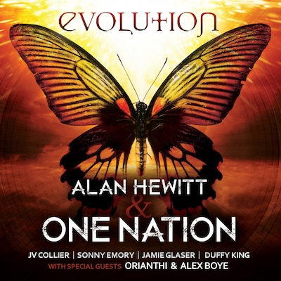 Alan Hewitt & One Nation - Evolution