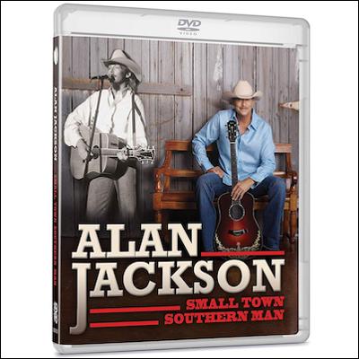 Alan Jackson - Small Town Southern Man (DVD)