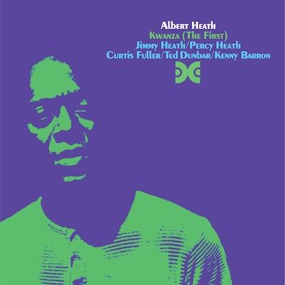 """Albert """"Tootie"""" Heath - Kwanza (The First)"""