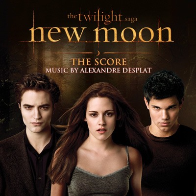 Alexandre Desplat - The Twilight Saga: New Moon The Score