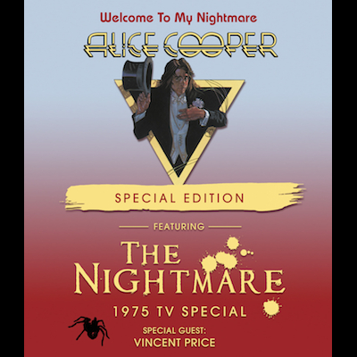 Alice Cooper - Welcome To My Nightmare (Special Edition) (DVD)