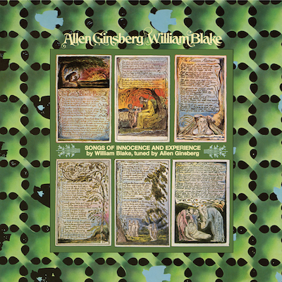 Allen Ginsberg/William Blake - The Complete Songs Of Innocence And Experience