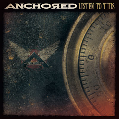Anchored - Listen To This (CD/DVD)