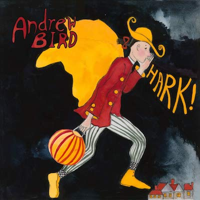 Andrew Bird - HARK! (Red Vinyl)