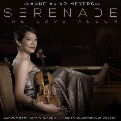 Anne Akiko Meyers - Serenade: The Love Album