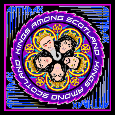 Anthrax - Kings Among Scotland (DVD/Blu-ray)