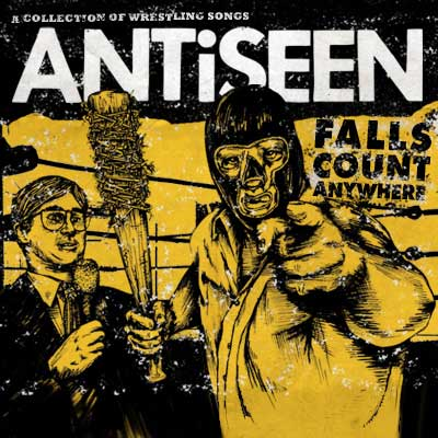 Antiseen - Falls Count Anywhere