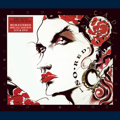Arcadia - So Red The Rose (CD/DVD)